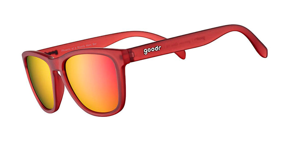 Phoenix at a Bloody Mary Bar-The OGs-RUN goodr-1-goodr sunglasses