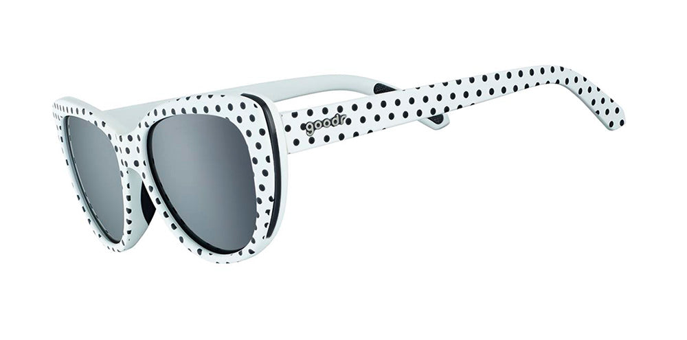 Polk It Like It's Dot-The Runways-RUN goodr-1-goodr sunglasses