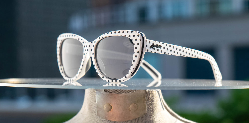 Polk It Like It's Dot-The Runways-RUN goodr-3-goodr sunglasses