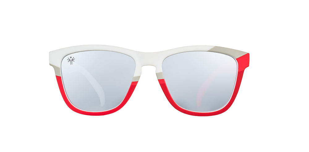 Mission: Inclusion Vision-The OGs-RUN goodr-2-goodr sunglasses