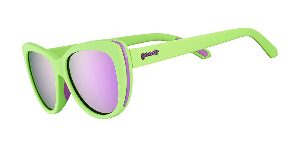 Total Lime Piece-The Runways-RUN goodr-1-goodr sunglasses