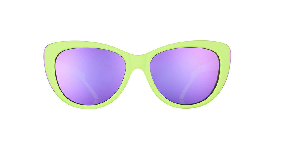 Total Lime Piece-The Runways-RUN goodr-2-goodr sunglasses