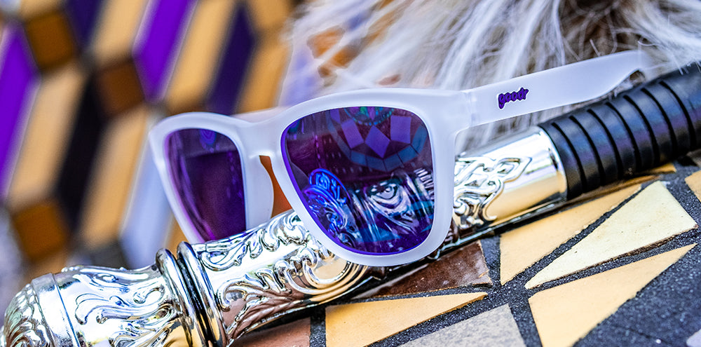 Power of Voodoo. Who do? You do.-The OGs-RUN goodr-3-goodr sunglasses