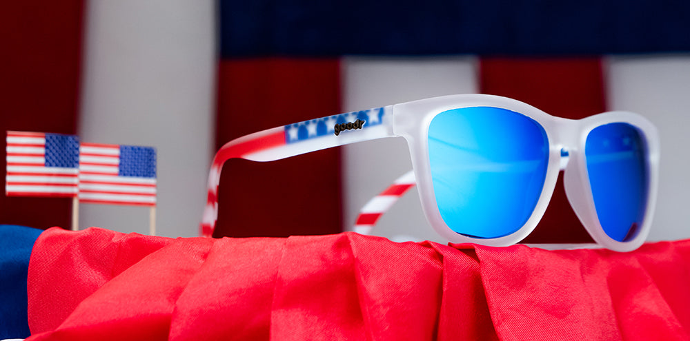 Suck It, King George-The OGs-RUN goodr-3-goodr sunglasses