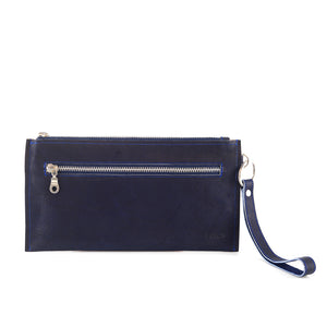 CLARA - Leather Clutch