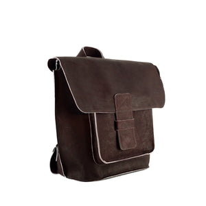 PACIFICA - Leather Backpack