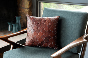 PILLOW - Linked Leather™ Pillows