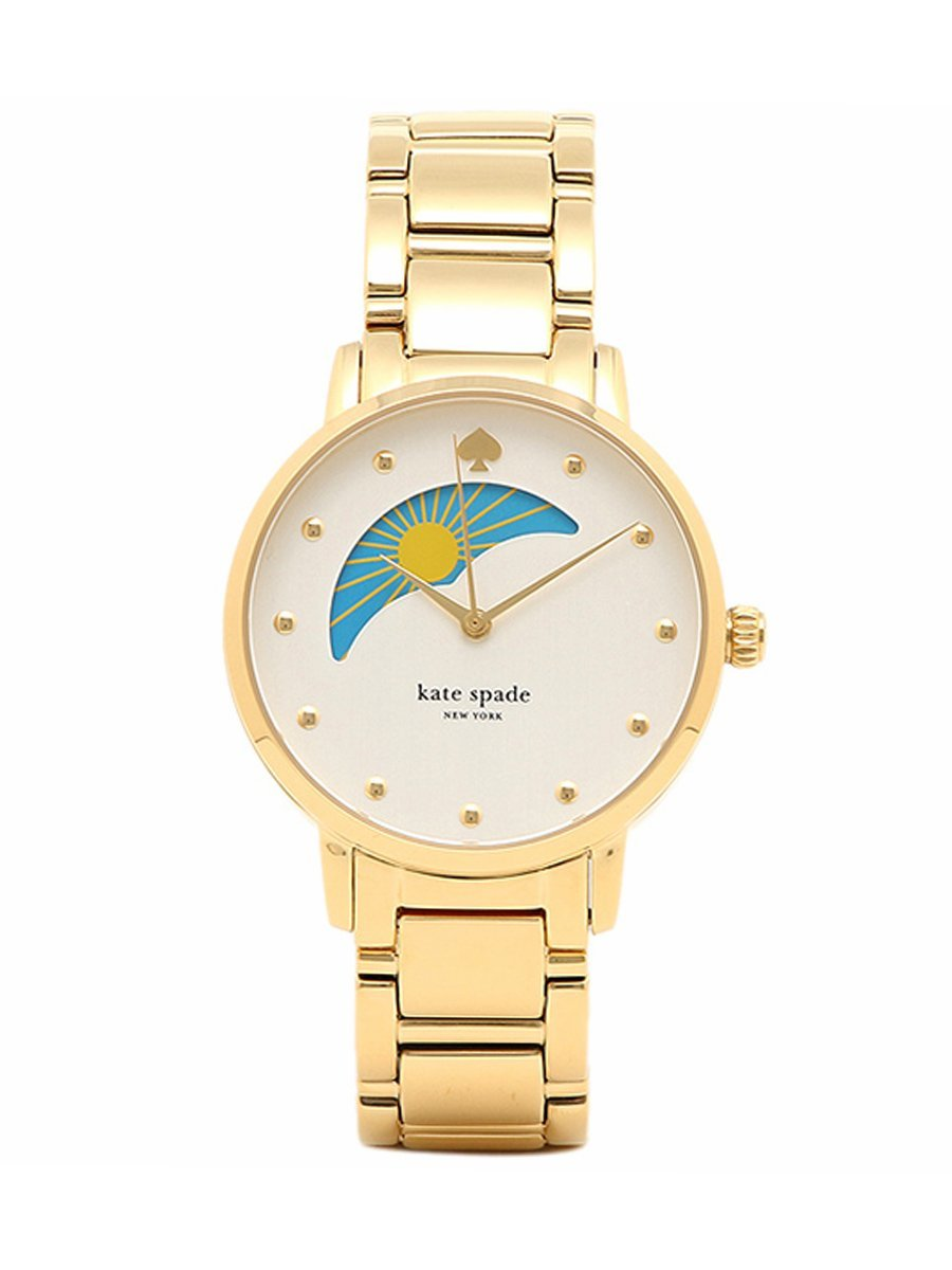 56d0fbfcb Fash Official Watch Kate Spade Gramercy Ladies Gold Color Watch KSW1072