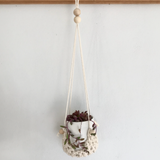Plant Sling - Recycled Cotton Yarn