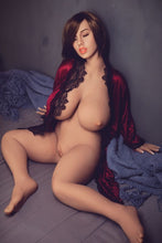 Load image into Gallery viewer, WM Doll Small BBW Sex Doll Jasmin