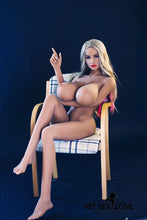 Load image into Gallery viewer, 156CM 5FT1 Sex Doll Alexia