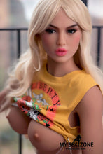 Load image into Gallery viewer, 6YE DOLL | 165CM 5FT5 F-cup Blonde Sex Doll Veda | MYSEXZONE