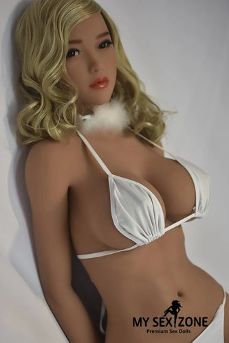 6YE DOLL | 165CM 5FT5 F-cup Blonde Sex Doll Alicia