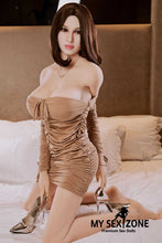 Load image into Gallery viewer, AF Doll Anny: 165CM 5FT5 Curvy Blonde Sex Doll