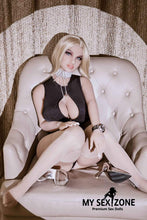 Load image into Gallery viewer, AF Doll 150CM 5FT H-cup BBW Blonde Sex Doll Belllissa | MYSEXZONE