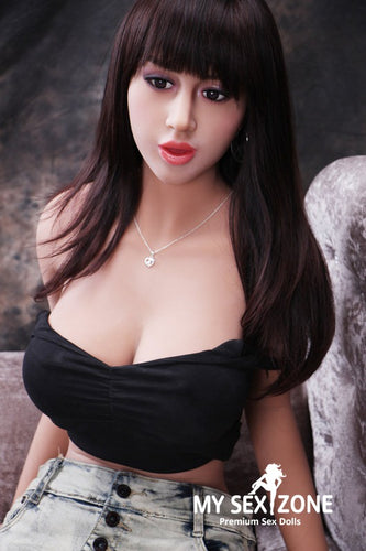 AF Doll 165CM 5FT5 F-cup Cute Japanese Sex Doll Luna