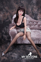 Load image into Gallery viewer, AF Doll 165CM 5FT5 F-cup Cute Japanese Sex Doll Luna