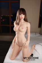 Load image into Gallery viewer, Anise: 166CM 5FT5 Skinny Japanese Real Sex Doll