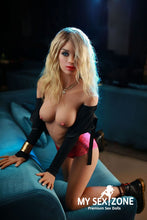 Load image into Gallery viewer, Bekki: 158CM 5FT2 Skinny Blonde Real Sex Doll