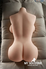 Load image into Gallery viewer, Big Breast Natural Skin Half Body Vagina Anus Oral Sex Doll Torso