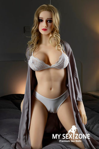Falin: 165CM 5FT5 BBW Blonde Real Sex Doll
