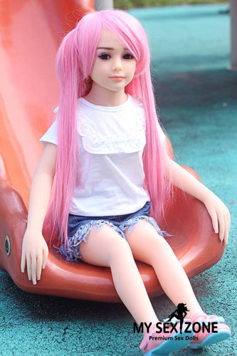 Iona: 100CM 3FT3 Real Mini Sex Doll