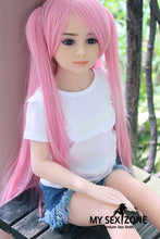 Load image into Gallery viewer, Iona: 100CM 3FT3 Real Mini Sex Doll