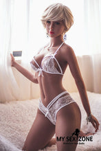 Load image into Gallery viewer, JY Doll Adina: 170CM 5FT7 Tall Skinny Blonde Sex Doll