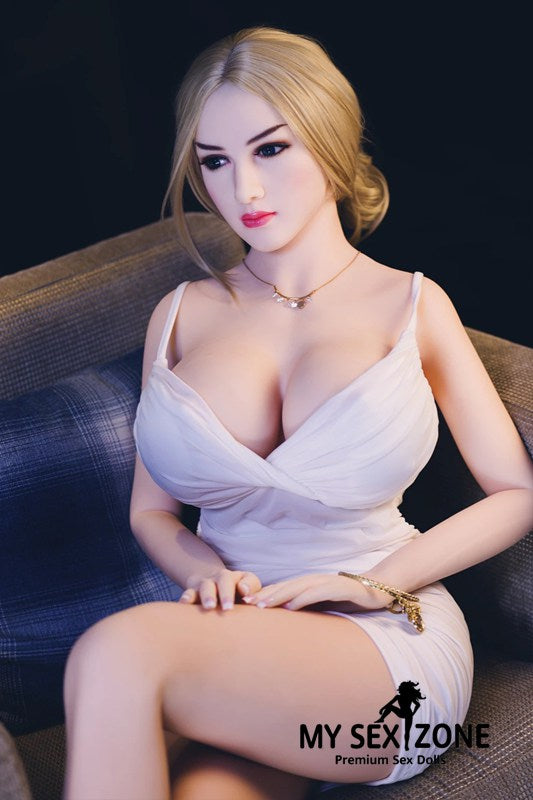 JY Doll Xenia 163CM 5FT4 Blonde Real Sex Doll