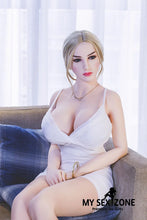 Load image into Gallery viewer, JY Doll Xenia: 163CM 5FT4 Blonde Real Sex Doll