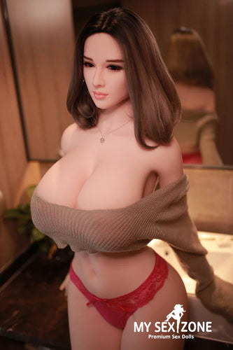 JY DOLL 168CM 5FT6 Blonde Sex Doll Frida - MYSEXZONE