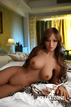 Load image into Gallery viewer, Lesly: 158CM 5FT2 Blonde Real Sex Doll