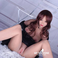 Load image into Gallery viewer, Myra: 158CM 5FT2 Small Breasts Japanese Real Sex Doll