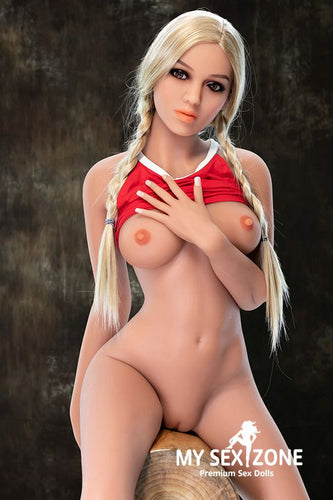RA Doll Audrie: 166CM 5FT5 Skinny Blonde Real Sex Doll