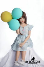 Load image into Gallery viewer, RA Doll Flair: Flat Chest Mini Sex Doll