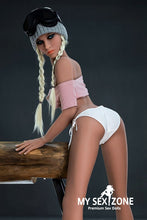 Load image into Gallery viewer, RA Doll Lyndell: 158CM 5FT2 Skinny Real Sex Doll