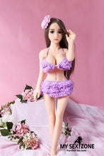 Load image into Gallery viewer, MINI Sex Doll | 100CM 3FT3 D-cup Sex Dolls Nylah | MYSEXZONE