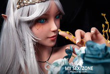 Load image into Gallery viewer, SE Doll Zainab: 150CM 4FT11 E-Cup Anime Sex Doll