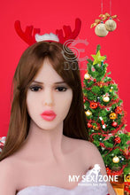 Load image into Gallery viewer, SE DOLL Janet: 158CM 5FT2 D-Cup Christmas Sex Doll