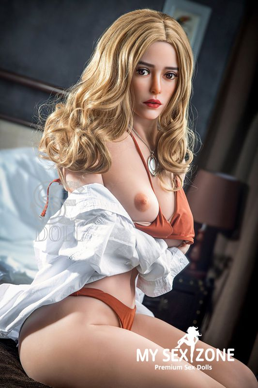SE Doll Katherine: 167CM 5FT6 E-Cup Blonde Sex Doll
