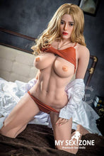 Load image into Gallery viewer, SE Doll Katherine: 167CM 5FT6 E-Cup Blonde Sex Doll