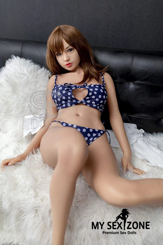 SE Doll Lyydia: 157CM 5FT2 C-Cup Silicone Sex Doll
