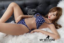 Load image into Gallery viewer, SE Doll Lyydia: 157CM 5FT2 C-Cup Silicone Sex Doll