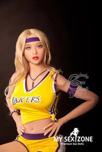 Load image into Gallery viewer, SE Doll Naomi: 158CM 5FT2 E-Cup Basketball Blonde Sex Doll