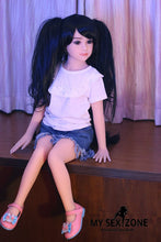 Load image into Gallery viewer, Sana: 100CM 3FT3 Real Mini Sex Doll
