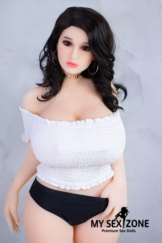 Vania: 108CM 3FT7 BBW Milf Sex Doll