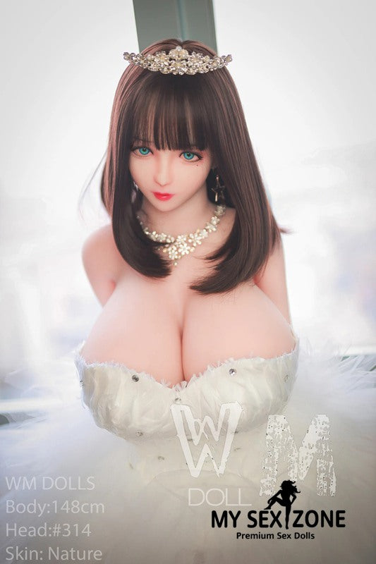 WM Doll Anita: 148CM 4FT10 Adorable Japanese Sex Doll