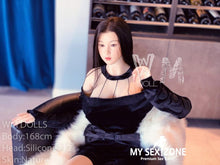 Load image into Gallery viewer, WM Doll Audry: 168CM 5FT6 E-Cup Silicone Head Sex Doll