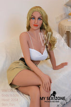 Load image into Gallery viewer, WM Doll Cathy 163CM 5FT4 C-Cup Blonde Real Sex Doll