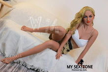 Load image into Gallery viewer, WM Doll Cathy: 163CM 5FT4 C-Cup Blonde Real Sex Doll